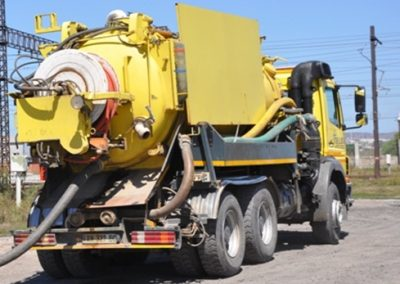Large, Well Established and Profitable Drain Specialist & Waste Management Business for sale